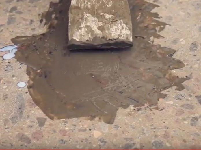 Каверны бетона бетон на ракитной