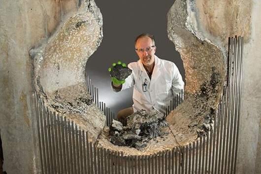 Плавится бетон бетон купить в твери цена
