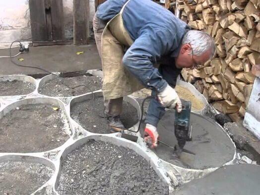 Вибронасадка для бетона на перфоратор купить вибратор для бетона на 220 вт купить в леруа мерлен