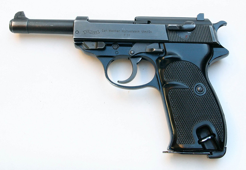 Walther P38 2
