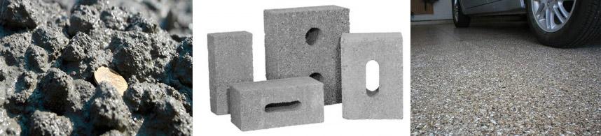 фракция мелкозернистого бетона