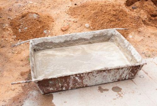Рецепт тощий бетон цементный раствор марки 50 цена