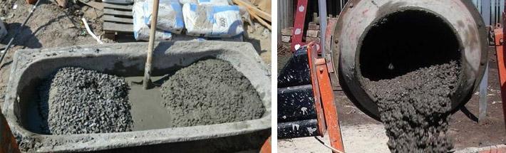 какой цемент для фундамента