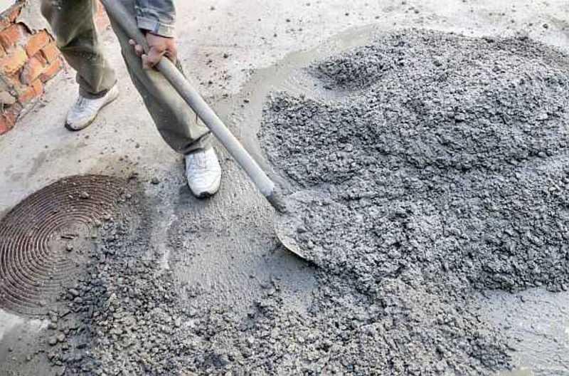 Смеси бетонные в30 бетон завод серов