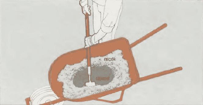 пва в бетон пропорции