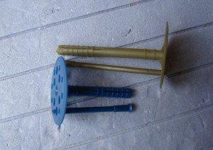 Дюбель для минваты или просто зонтик фото