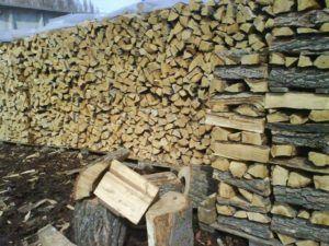 Фото - 3. Дрова осиновые как средство профилактики засаживания дымохода